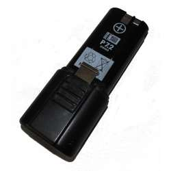AEG P7.2 / 318460 - 7,2V akku felújítás 2000 mAh Ni-CD