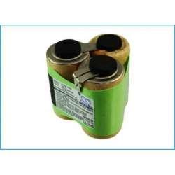 AEG 520103 3.6V 3000mAh porszívó akku készítés/felújítás
