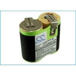 Black & Decker 520102 2.4V 3000mAh porszívó akku készítés/felújítás