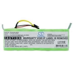 Ecovacs LP43SC2000P 14.4V 2000mAh porszívó akku készítés/felújítás