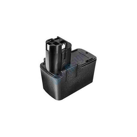 Bosch ABS 96 M-2 9,6V NiMH 3000mAh utángyártott akkumulátor