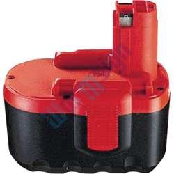 Bosch Akkus csavarozó GSR 24V NiCd O 2500mAh utángyártott akkumulátor